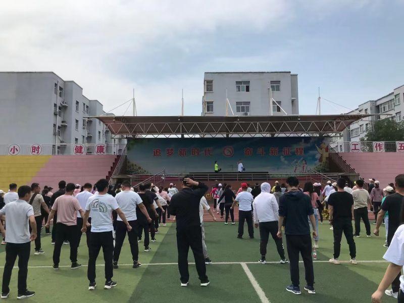 2021年洪洞县首期新周期啦啦操教练员、裁判员培训班圆满结束插图(9)