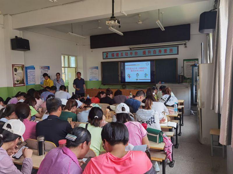 2021年洪洞县首期新周期啦啦操教练员、裁判员培训班圆满结束插图(12)