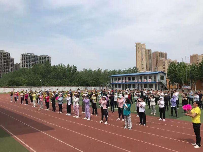 2021年洪洞县首期新周期啦啦操教练员、裁判员培训班圆满结束插图(10)