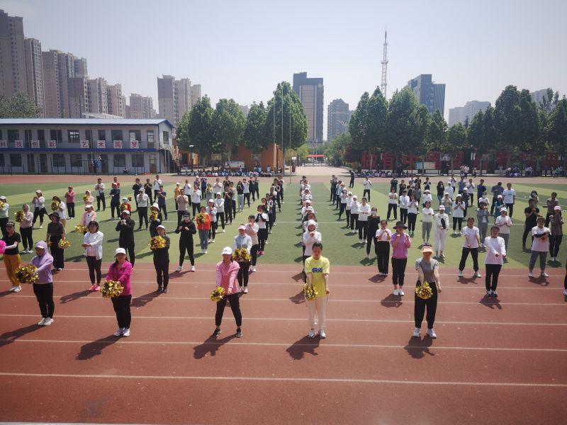 2021年洪洞县首期新周期啦啦操教练员、裁判员培训班圆满结束插图(11)