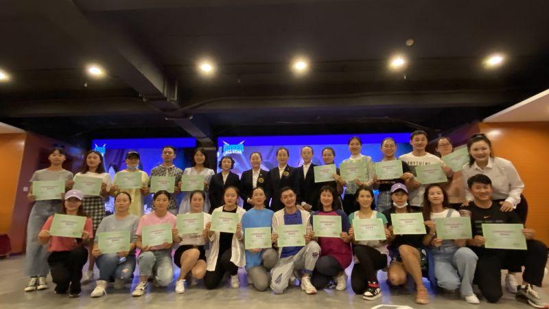 全国啦啦操新周期培训班线下培训于昆明市、太原市、西安市三地同开插图(9)