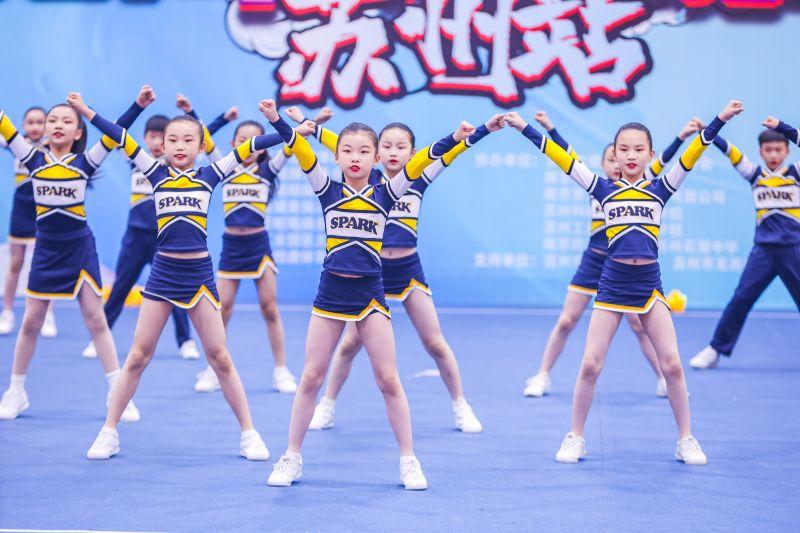 2021年首站中国啦啦操俱乐部联赛于苏州圆满落幕插图(1)