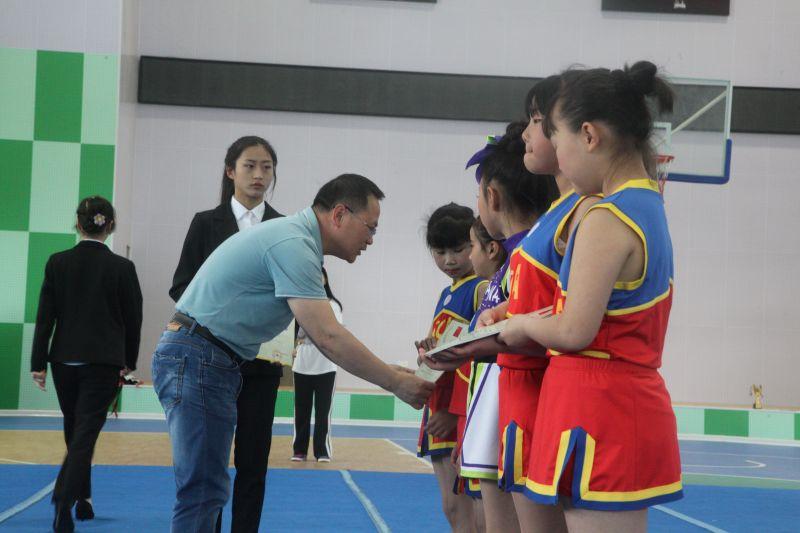 2021年中国(怀化)少儿啦啦操精英赛暨2021年怀化市鹤城区校园啦啦操锦标赛盛大开幕插图(11)