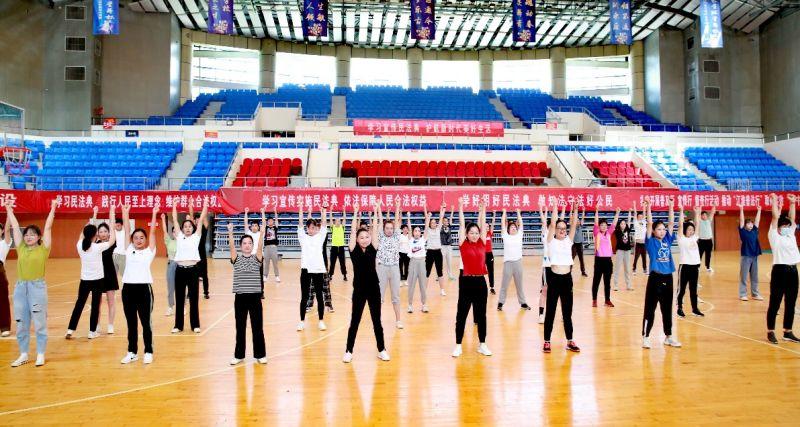 2021年淮南市凤台县啦啦操教练员、裁判员培训班圆满结束插图(4)