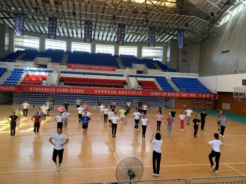 2021年淮南市凤台县啦啦操教练员、裁判员培训班圆满结束插图(6)