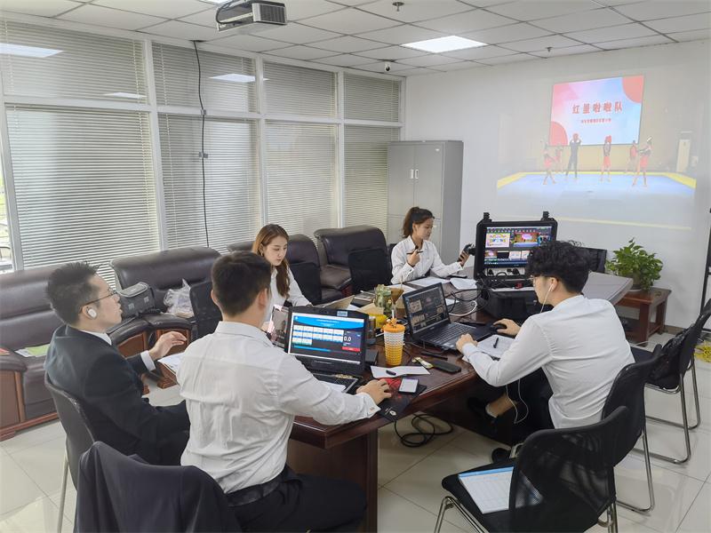 2021年全国亲子啦啦操网络大赛线上开赛插图(8)