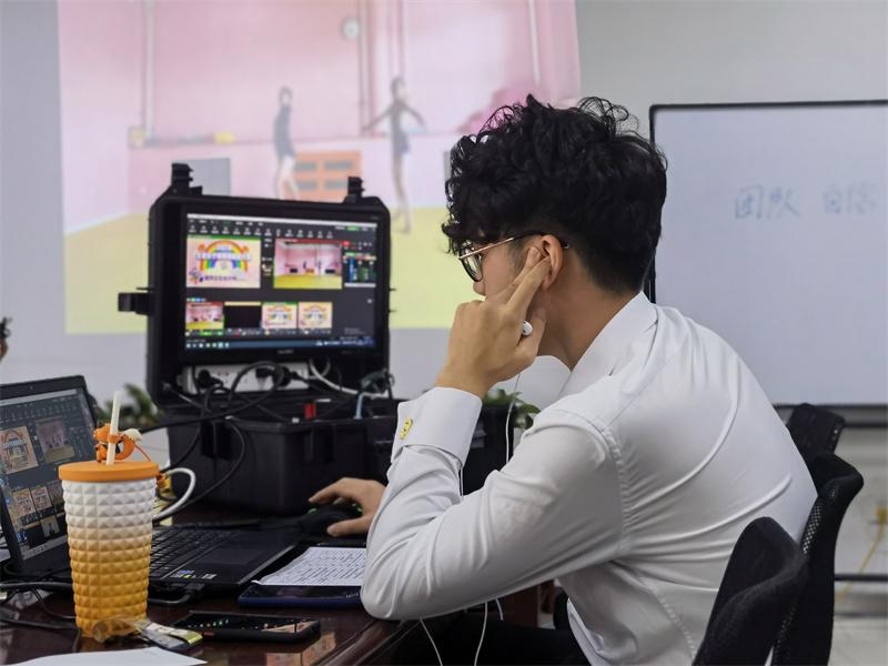 2021年全国亲子啦啦操网络大赛线上开赛插图(10)