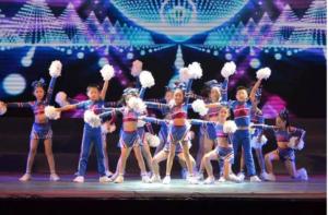 长沙企业学校啦啦操团舞编排,独一无二的精彩!插图