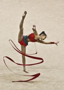 艺术体操和舞蹈有什么不同?艺术体操有助孩子长高!插图