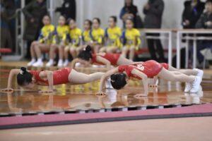 长沙招收少儿竞技健美操、艺术体操、啦啦操队队员插图
