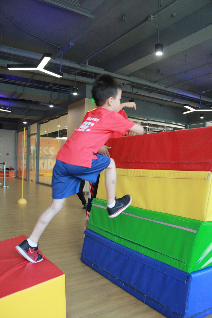 少儿体操可以培养孩子的感统协调力插图