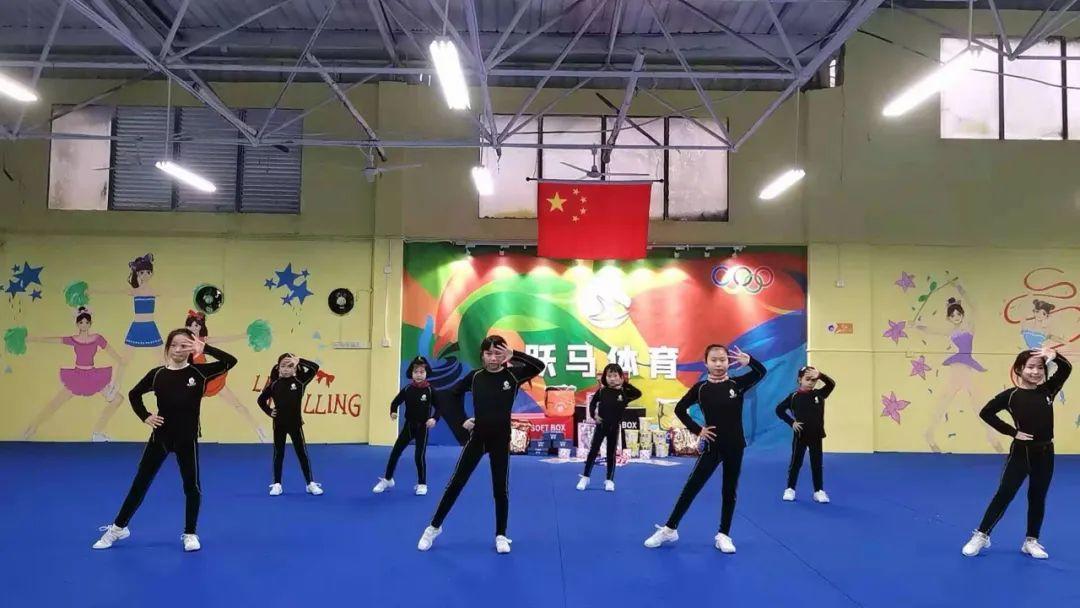 2021再出发|跃马健美操俱乐部冬训圆满落幕,收获成长!插图(2)