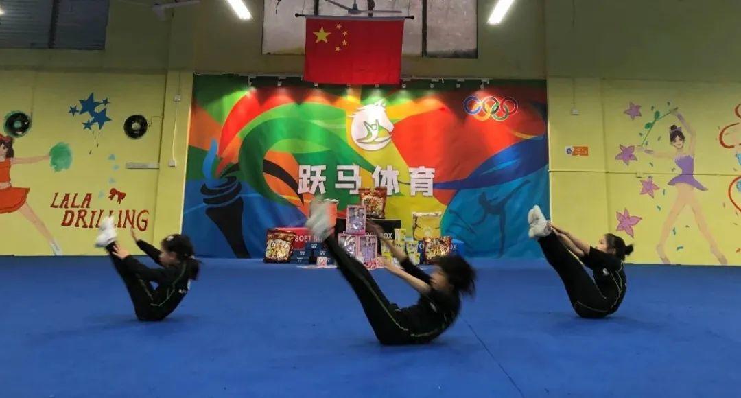 2021再出发|跃马健美操俱乐部冬训圆满落幕,收获成长!插图(1)