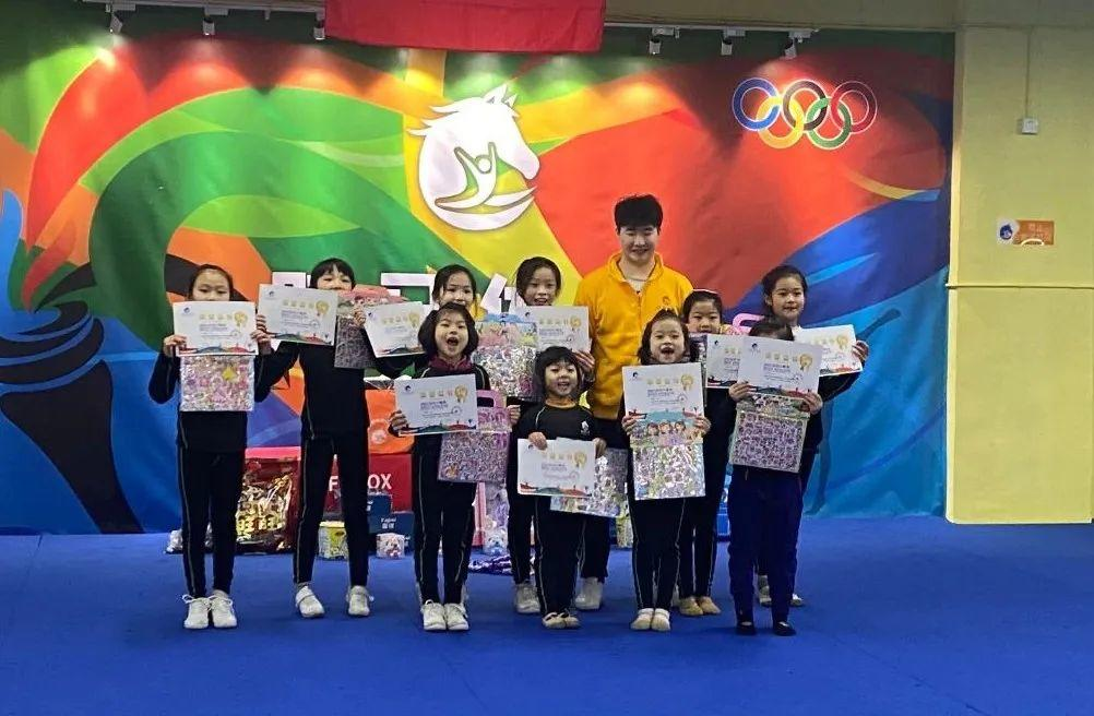 2021再出发|跃马健美操俱乐部冬训圆满落幕,收获成长!插图(3)