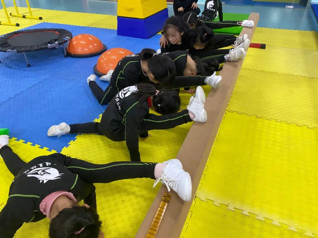 2021再出发|跃马健美操俱乐部冬训圆满落幕,收获成长!插图(7)