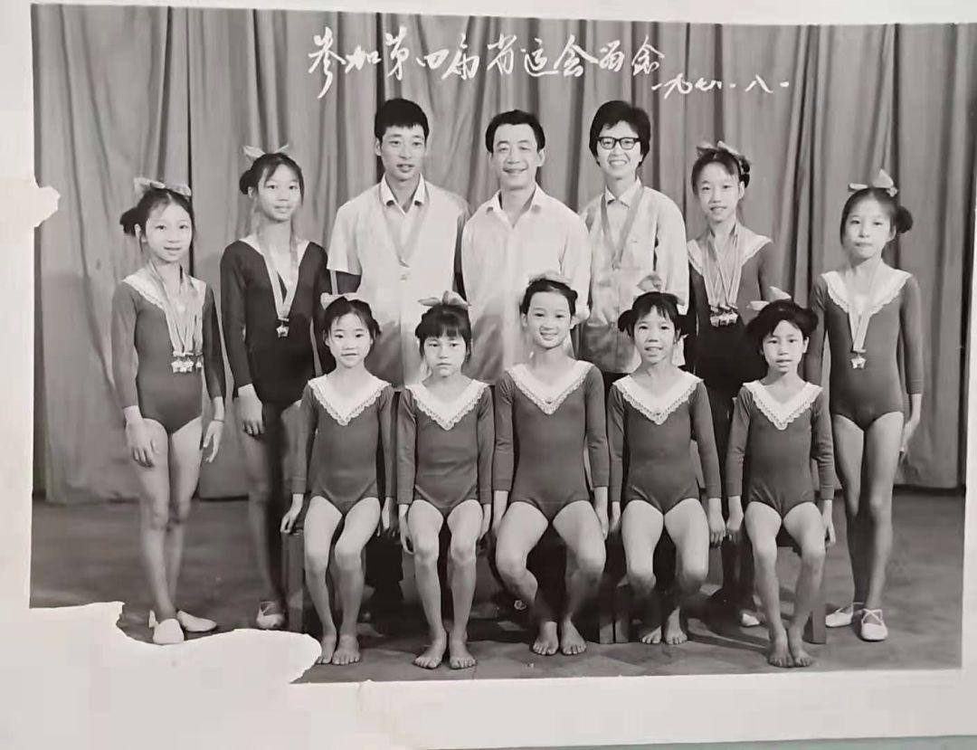 四十年前的湖南宁乡县少年业余体操队,有你认识的吗?插图(21)