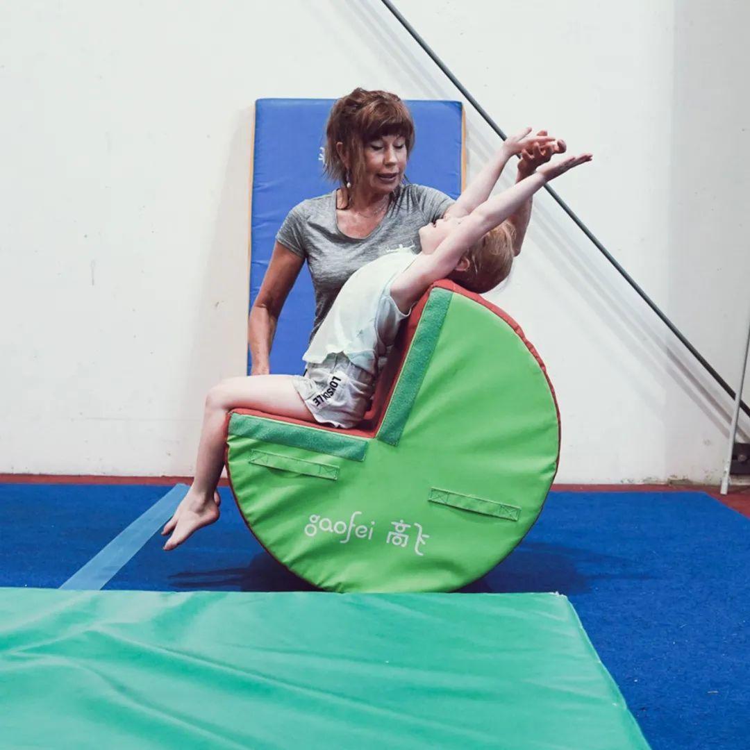 幼儿体操课为何受宠?澳洲妈妈现身说法插图