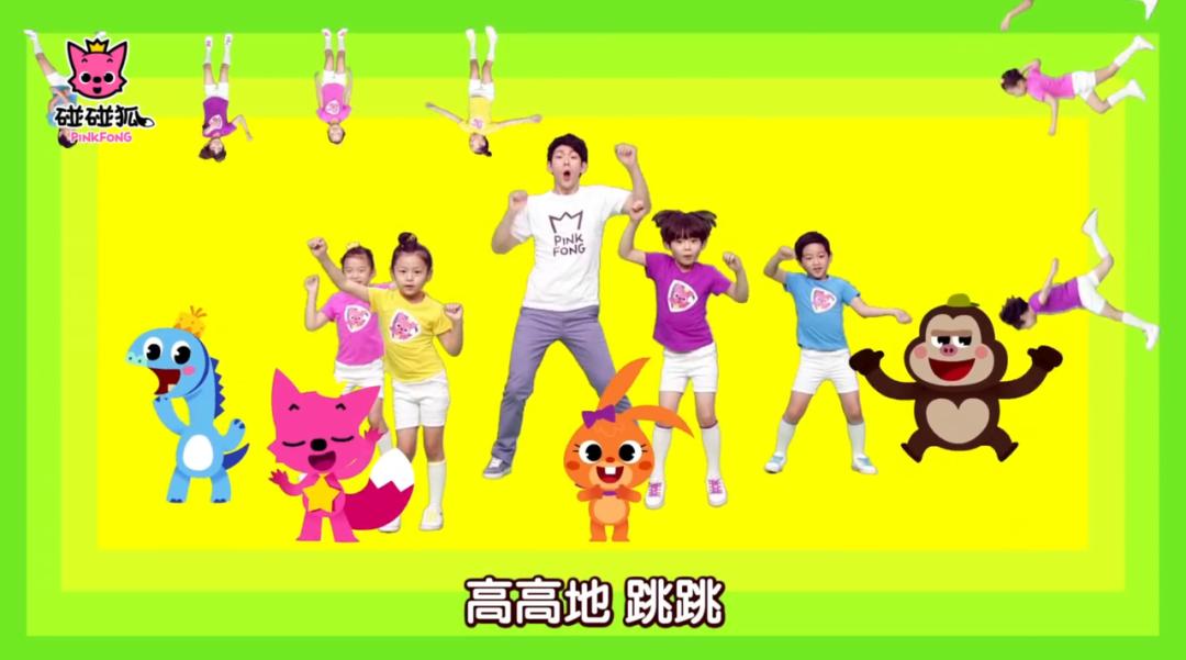 15套幼儿体操,帮助儿童健康成长插图(6)