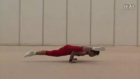 关于竞技健美操难度动作,你了解多少?插图(3)