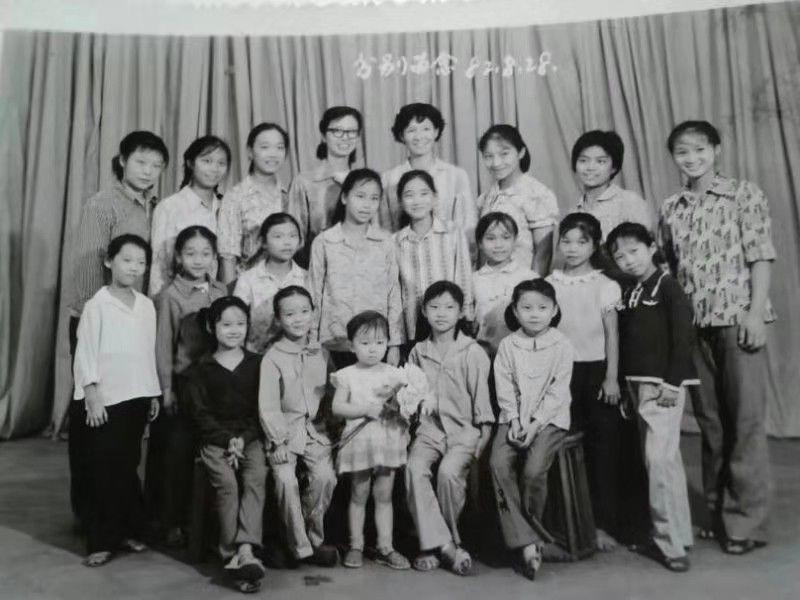 四十年前的湖南宁乡县少年业余体操队,有你认识的吗?插图(5)