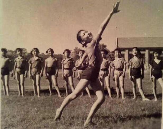 四十年前的湖南宁乡县少年业余体操队,有你认识的吗?插图(7)