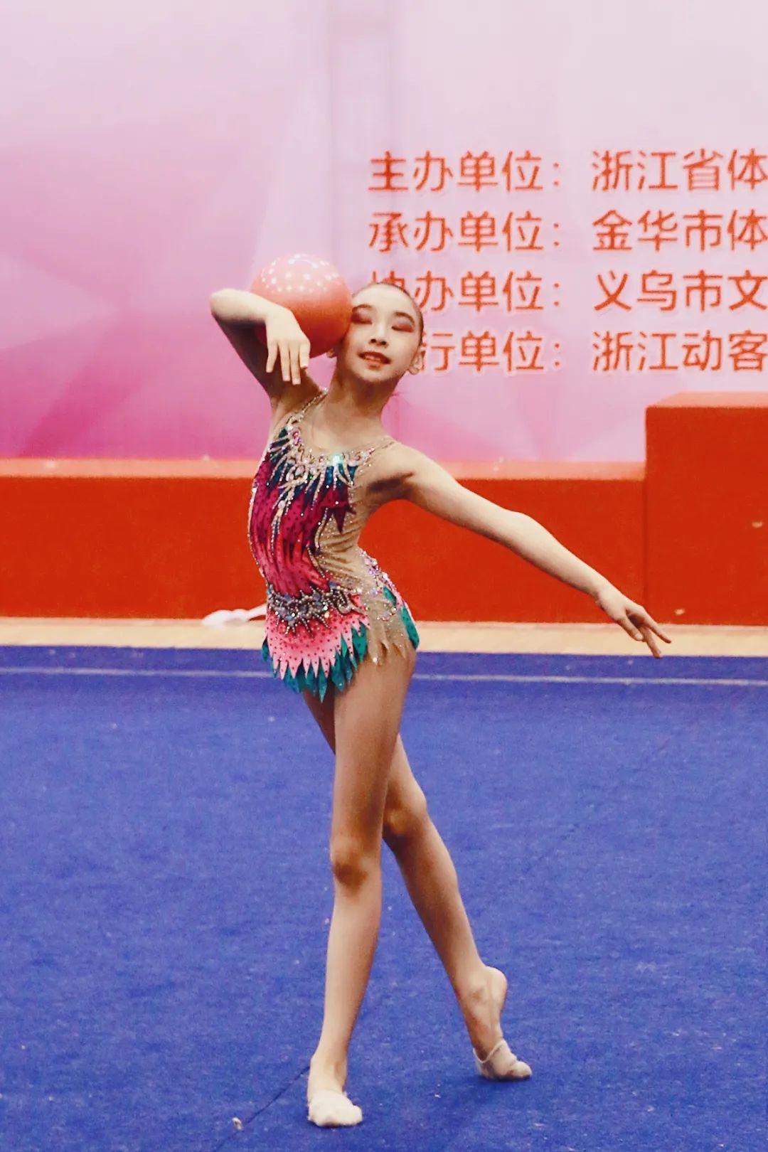 艺术体操项目 招收4.5周岁以上女生插图(2)