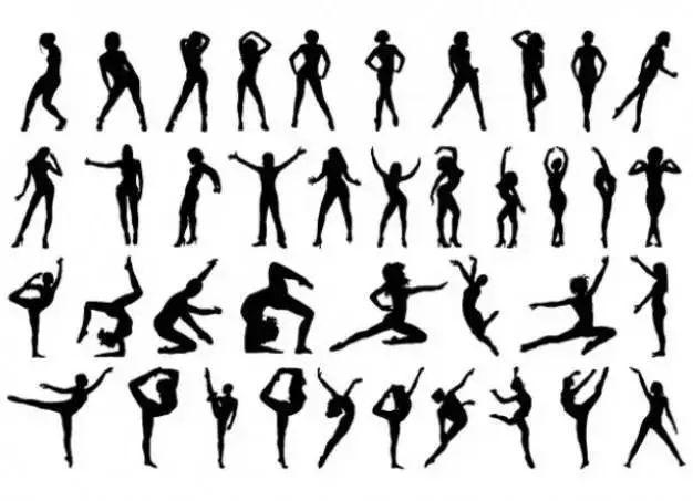 一直被忽略的形体艺术-健美操插图(1)