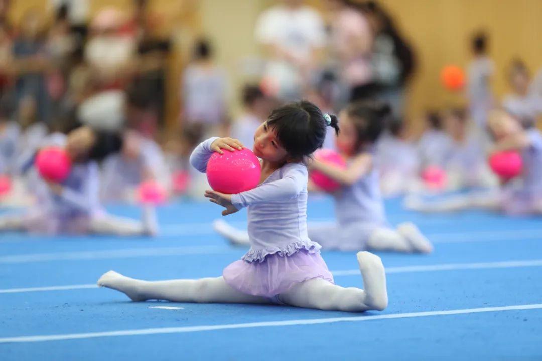 艺术体操项目 招收4.5周岁以上女生插图(4)