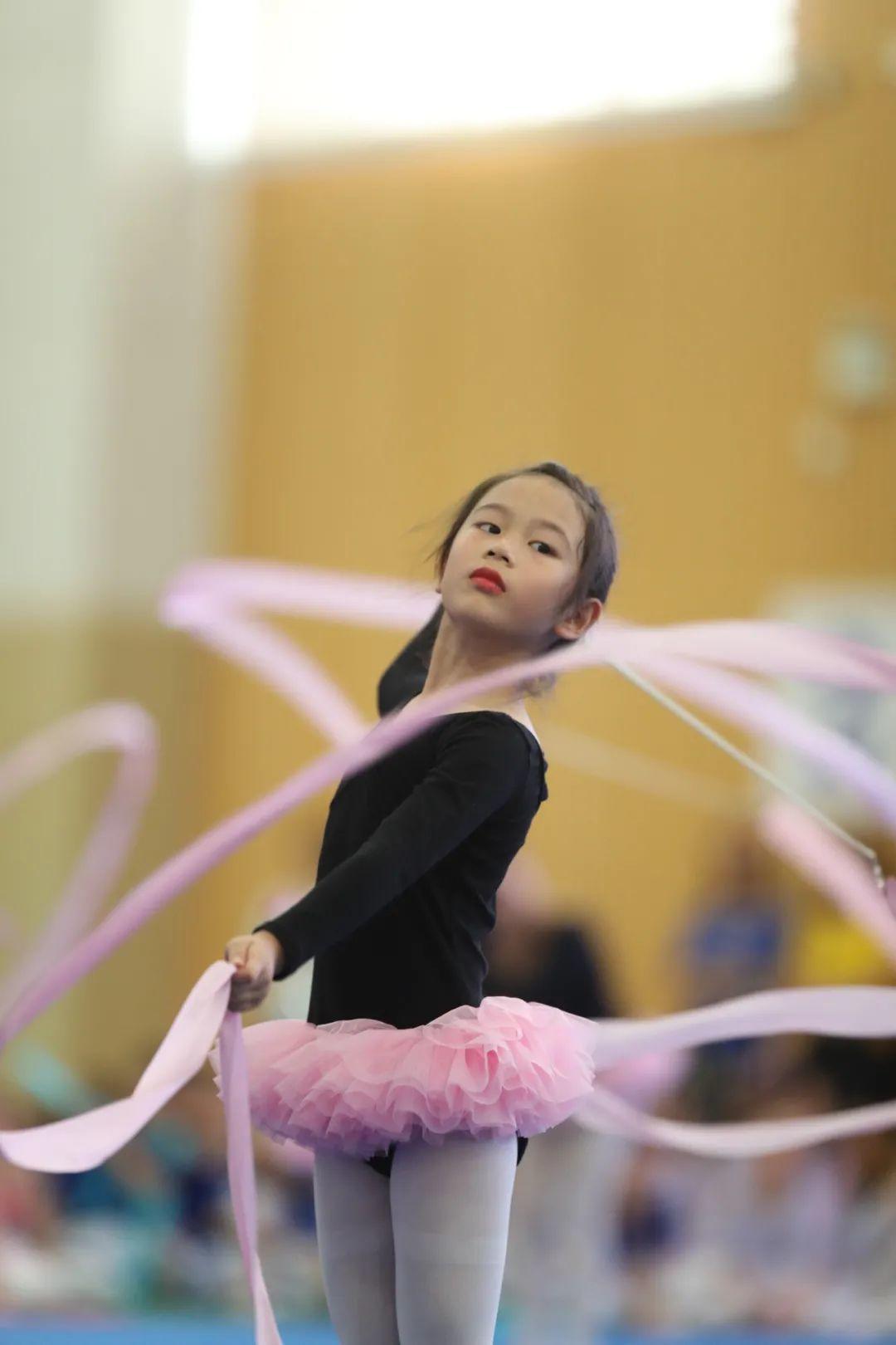 艺术体操项目 招收4.5周岁以上女生插图(10)