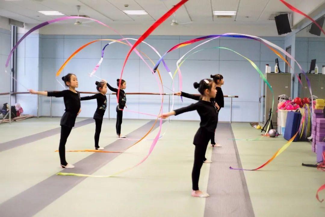 艺术体操项目 招收4.5周岁以上女生插图(9)