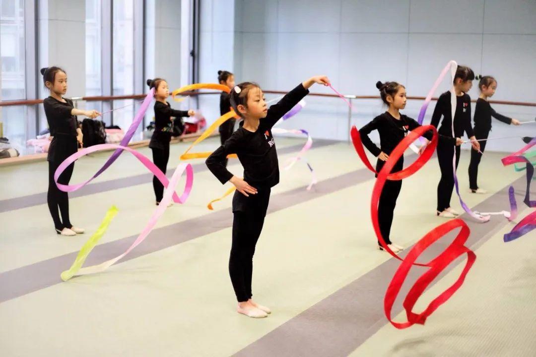 艺术体操项目 招收4.5周岁以上女生插图(8)