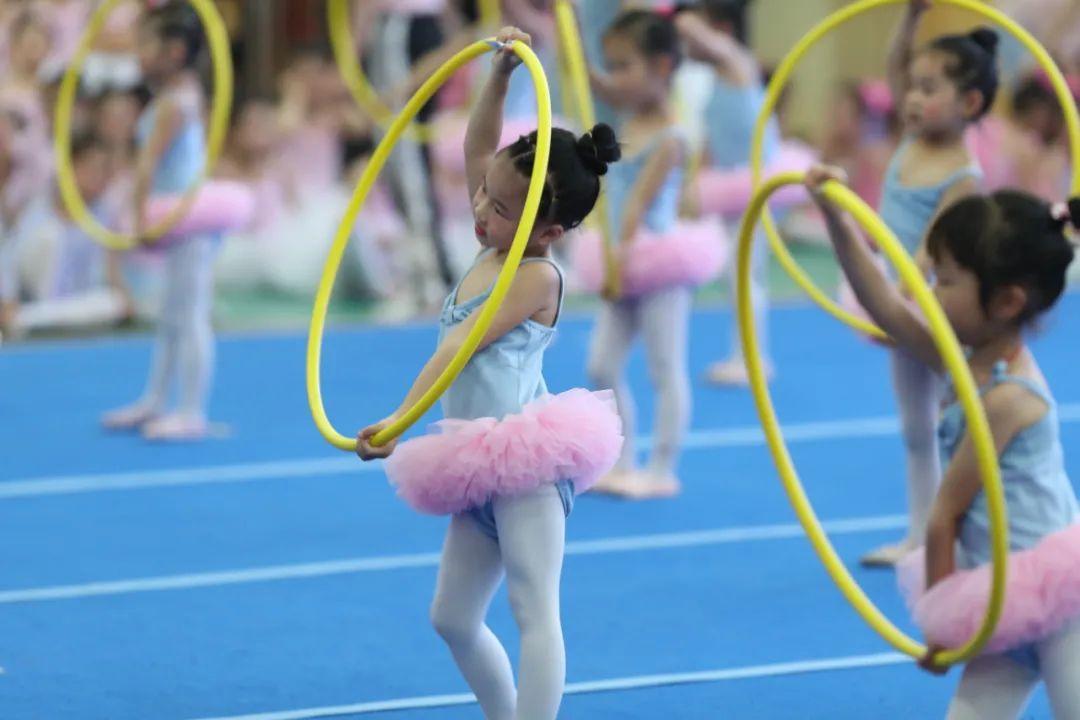 艺术体操项目 招收4.5周岁以上女生插图(5)
