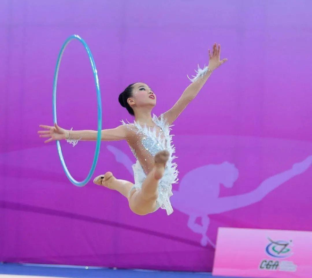 艺术体操项目 招收4.5周岁以上女生插图(6)