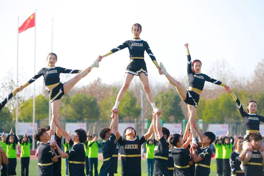 体育俱乐部之啦啦操俱乐部   感受不一样的cheerleading插图(3)