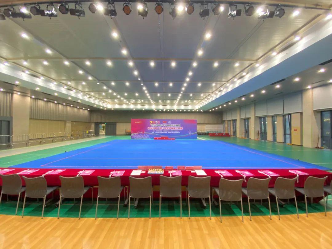 2021杭州市第二届少儿艺术体操公开赛顺利举行插图(3)