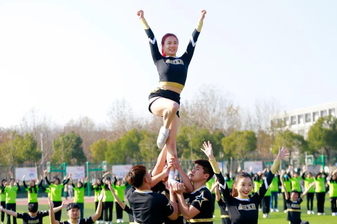 体育俱乐部之啦啦操俱乐部   感受不一样的cheerleading插图(4)