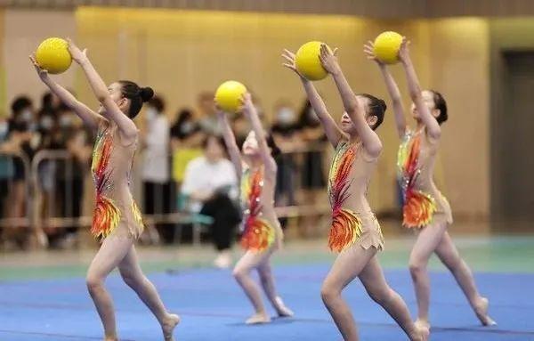 2021杭州市第二届少儿艺术体操公开赛顺利举行插图(2)