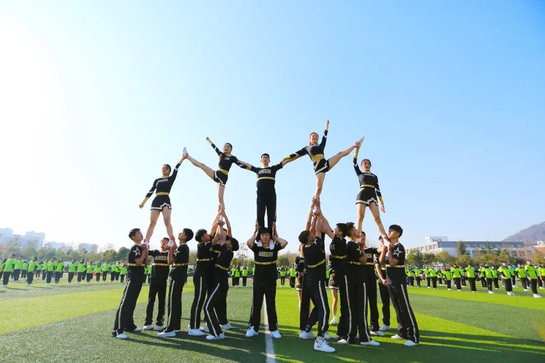体育俱乐部之啦啦操俱乐部   感受不一样的cheerleading插图(5)